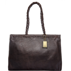 Juno 03 Women's Handbag, Regular,  brown