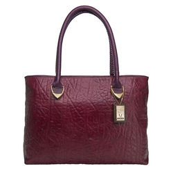 Yangtze 02 Women's Handbag, Elephant Ranch,  aubergine