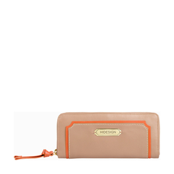 La Porte W2(Rfid) Women's Wallet Melbourne Ranch,  nude