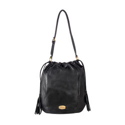 Vanilla 01 Women's Handbag Lamb,  black