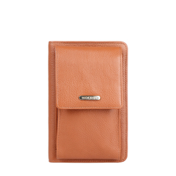 MONDRAIN WOMENS WALLET REGULAR,  tan