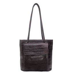 Tovah 4310 Women's Handbag, Croco,  brown