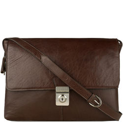 Jester 01 Messenger bag, khyber,  brown