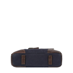 Tuareg 03 Crossbody, canvas,  navy blue
