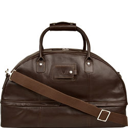Ettore 02 Duffel bag, regular,  brown