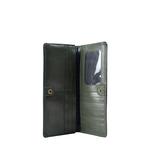 Libra W1 Sb (Rf) Women s Wallet, Melbourne Ranch Snake,  emerald