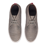 Fuji Men s Shoes, Washed Leather, 10,  grey