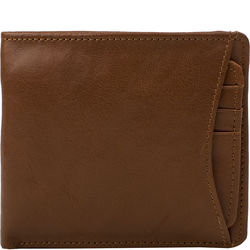21036 (Rf) Men's wallet,  tan