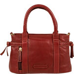 Mina 02 Women s Handbag, Roma,  red