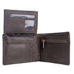 L107 Men s Wallet, Soho,  grey