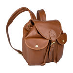 Small San Francisco Backpack,  tan