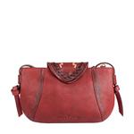 Swala 04 Women s Handbag, Kalahari,  red
