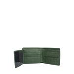 LW 002(Rf) Men s Wallet Camel,  green