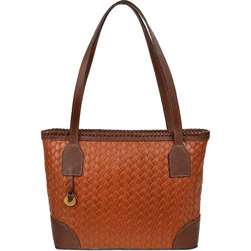 Ara 01 Handbag, woven,  tan