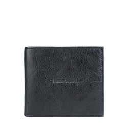 288-2020 (Rf) Men's wallet,  black