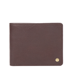 380-030 SB MENS WALLET REGULAR PRINTED,  chestnut