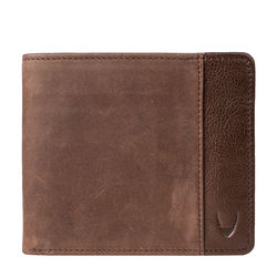 287-L107F (Rf) Men's wallet,  brown
