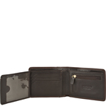 281-L104 (Rf) Men s wallet,  brown