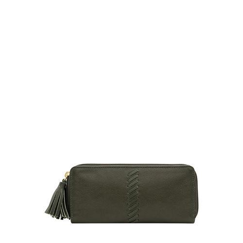 Sebbie W2 (Rfid) Women s Wallet, Regular,  emerald green