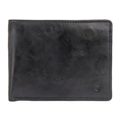 L103 (Rf) Men's wallet,  black