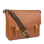 Douglas 02 Men s Messenger Bag, Regular Split,  tan