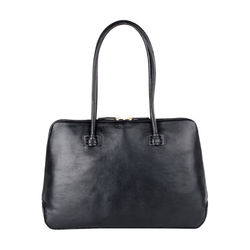 Jaxon Tote, regular,  black