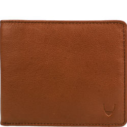 490 Men's wallet, khyber,  tan