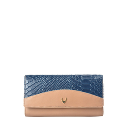 Virgo W1 Sb (Rf) Women's Wallet, Melbourne Ranch Snake,  nude