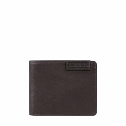 Uranus W1 Sb(Rf) Men's Wallet Manhattan,  brown