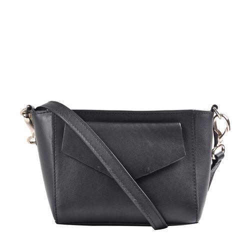 Hidesign X Kalki Evolve 02 Women s Handbag Dakota,  black