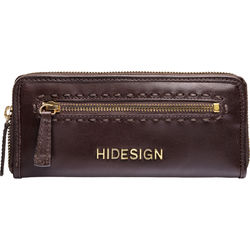 Ascot W1 (Rfid) Women's Wallet, Soho,  brown