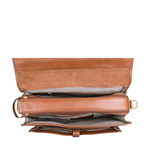Andre 4215 Briefcase,  tan, regular
