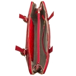 Ersa 01 Women s Handbag, Ranchero,  dark red