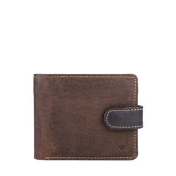 184 Men's wallet,  brown