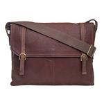 Ee Fleet Street 03 Messenger Bag, Siberia,  brown