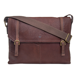 Ee Fleet Street 03 Messenger Bag, Siberia,  brown