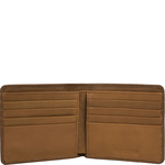 017[ Rfid] Men s Wallet Printed Regular,  tan