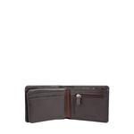 287-010F (Rf) Men s wallet,  brown
