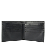 017sc (Rfid) Men s Wallet, Manhattan,  black