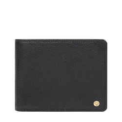 379-039 SB MENS WALLET REGULAR PRINTED,  black