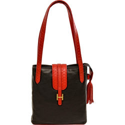 Sb Silvia 01 Ge Handbag,  brown, snake
