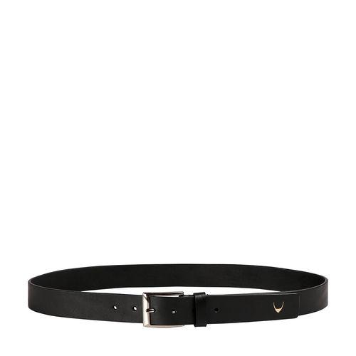 Ee Lewis Men s Belt Glazed Plain,  black, 40