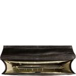 Campbell 03 Briefcase, regular,  black