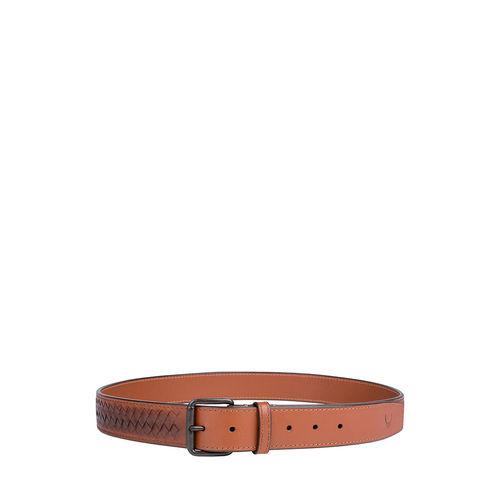 ClintMen s belt, 34 36,  tan
