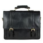 Andre 4215 Briefcase,  black, regular