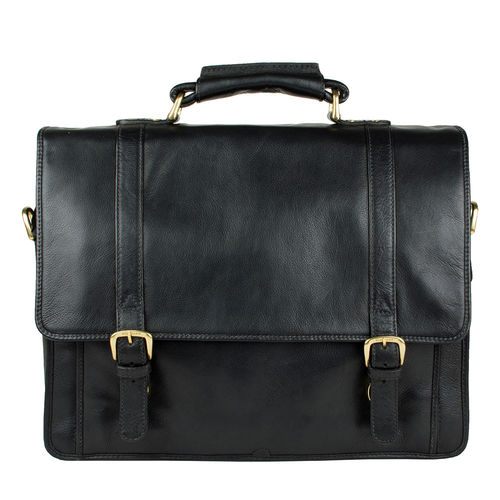 Andre 4215 Briefcase,  black, regular