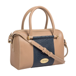 Amaretto 01 Women s Handbag, Melbourne Ranch Snake,  nude