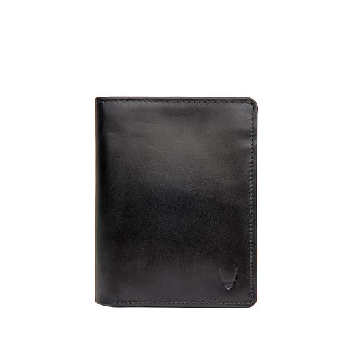 L108 N (Rfid) Men s Wallet Ranch,  black