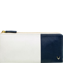 Sonny W1 (Rf) Women's Wallet,  white