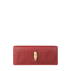 Kiboko W2 (Rfid) Women's Wallet, Kalahari Mel Ranch,  red